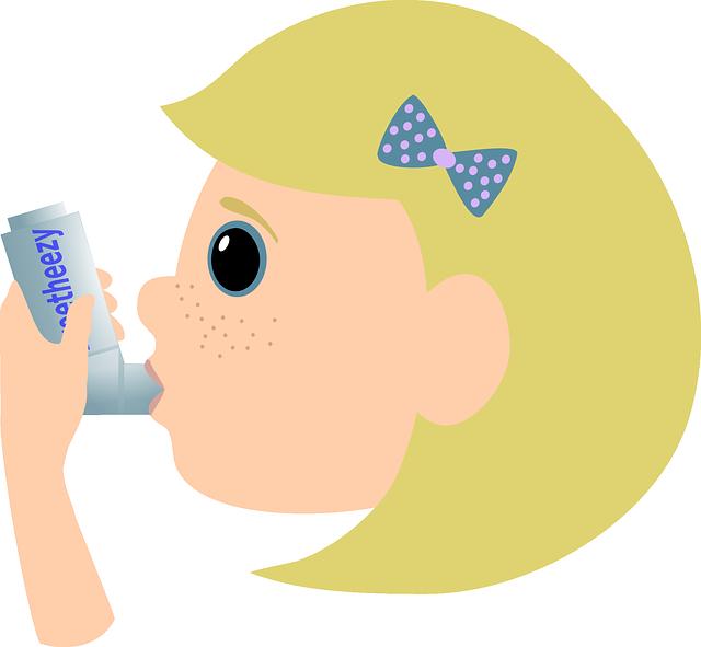 astma oskrzelowa u dzieci