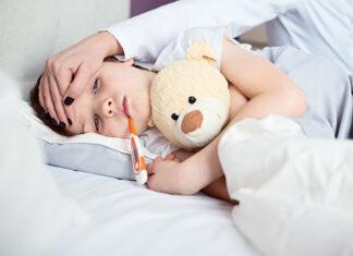 Co stosować na wzmocnienie odporności u dzieci