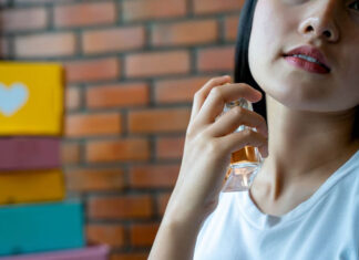 Damskie słodkie perfumy