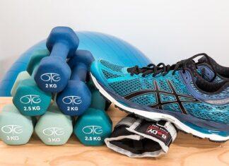 buty na siłownię